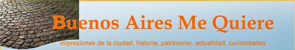 Buenos Aires Me Quiere