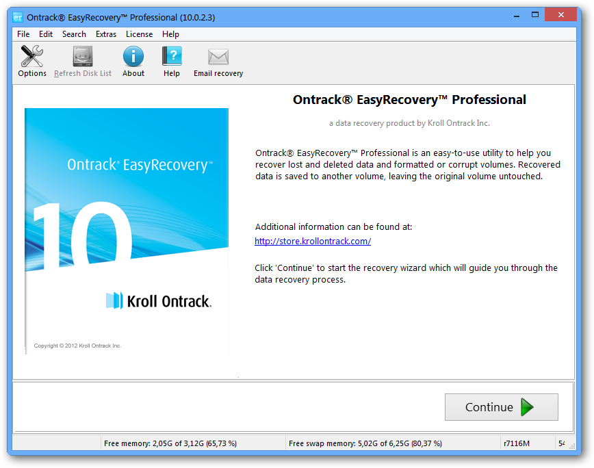 ontrack easyrecovery professional full crack