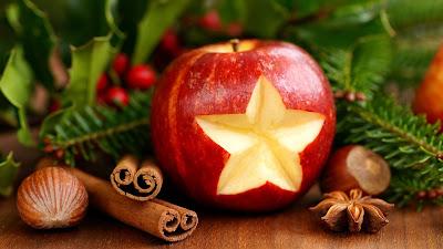 Frutas y Navidad