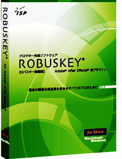 ISP ROBUSKEY 1.2 for After Effects and Premiere Pro CS5 - CC 2018 - Free download