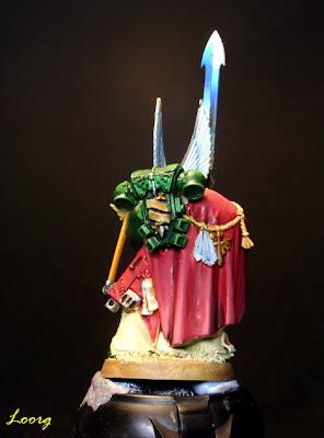 Señor de la Compañía Balthasar de los Ángeles Oscuros