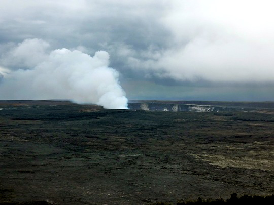 Volcanoes NP