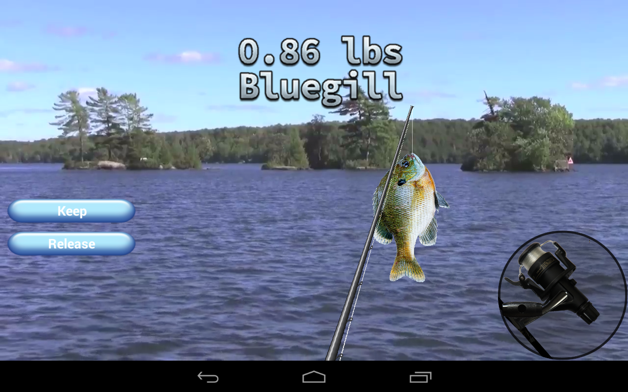 i Fishing 3 Android Game