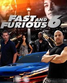 Fast & Furious 6 apk