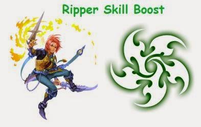 RIPPER SKILL BOOST