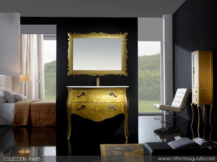 Los mejores 4 muebles de ba o vintage reformas guaita - Muebles vintage modernos ...