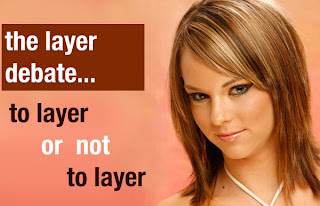 Favored Layers Haircut