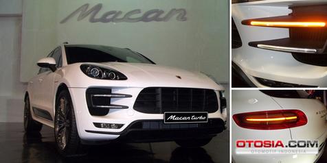Fungsi 'Istimewa' Pada Lampu Variabel Porsche Macan