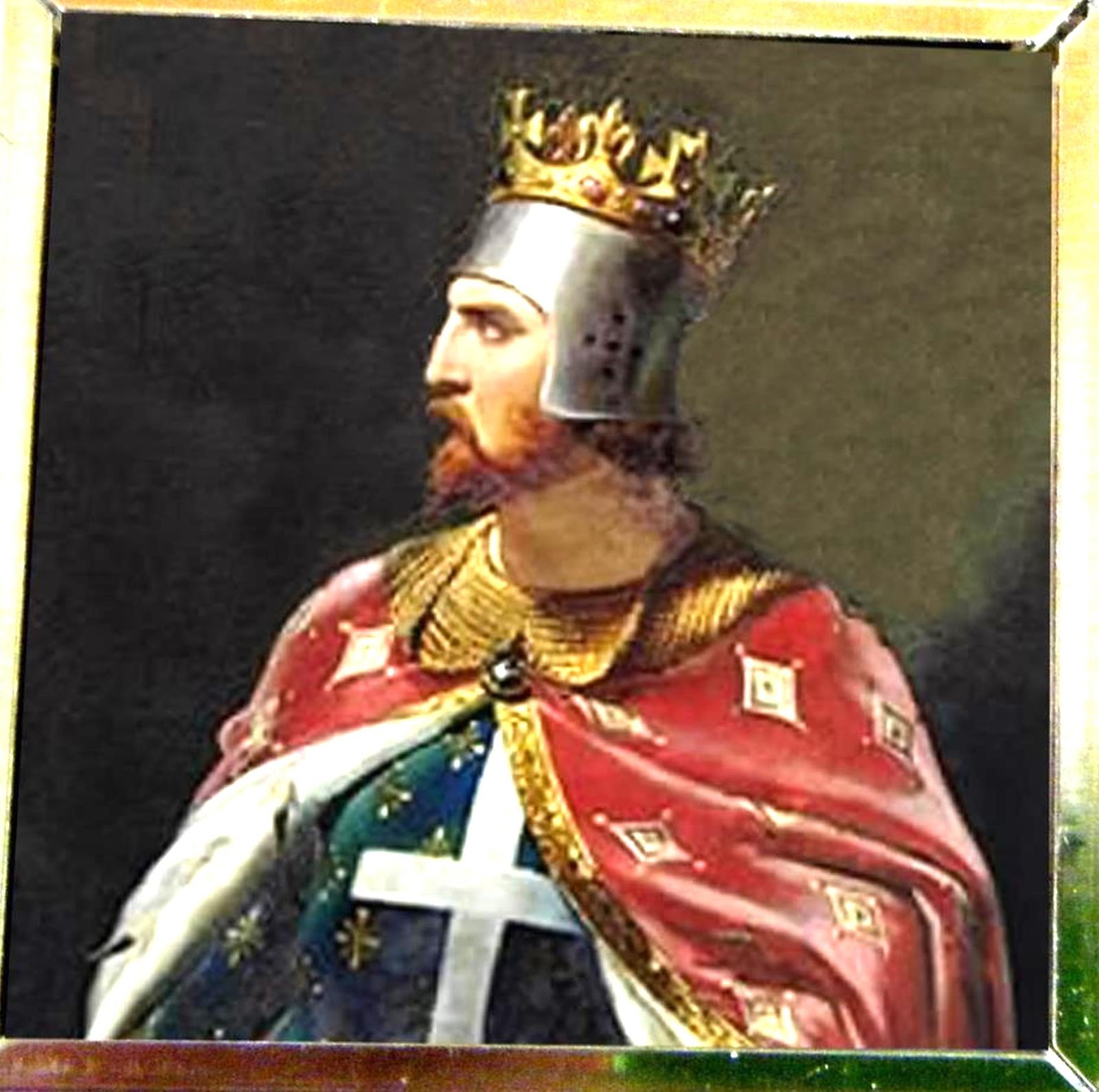 a history of the reign of richard the lion hearted a king of england Richard i, king of england that the old king died broken-hearted fully with the reign and personal character of richard davis, a history of england in six.