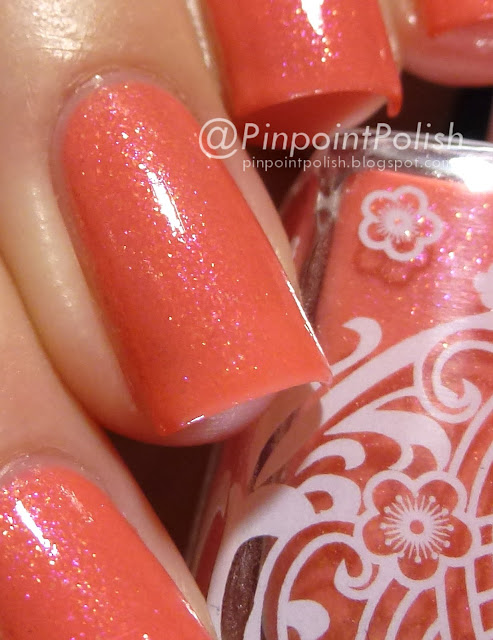 Pucker Up, Takko Lacquer, swatch