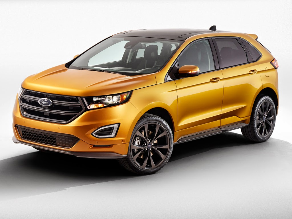 2015 Ford Edge Sport is the Highest-Performing Edge to Date
