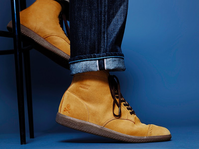 adidas Originals by Neighborhood unveils its Footwear Offer for Fall ... be6aa2edc2