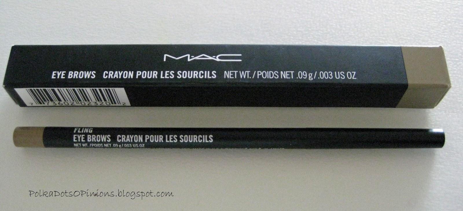 Mac Eyebrow Crayon Nj