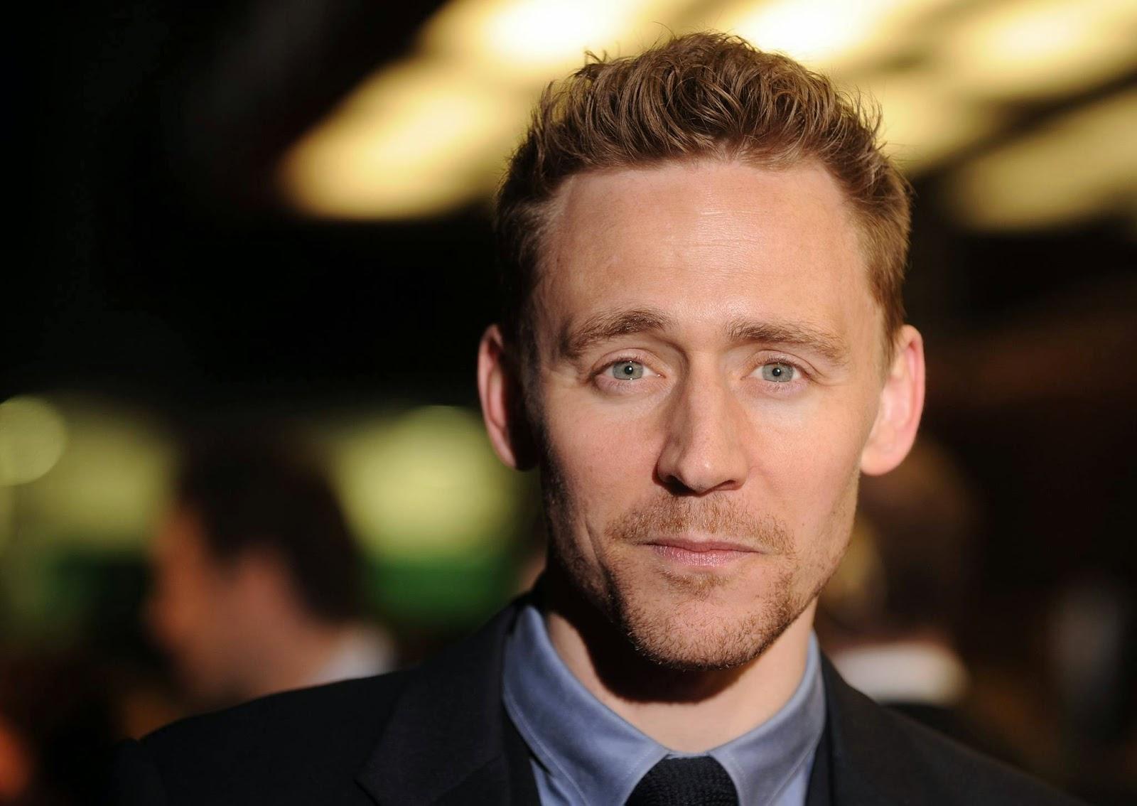 tom Hiddleston blue eyes