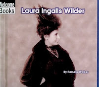 bookcover of LAURA INGALLS WILDER  (Welcome Books: Real People)  by Pamela Walker