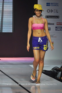 Colombo Fashion Week 2012 Bikini Fashion Photos