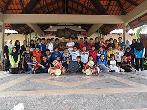 Kursus Gendang Silat Sekolah2 KL 2011