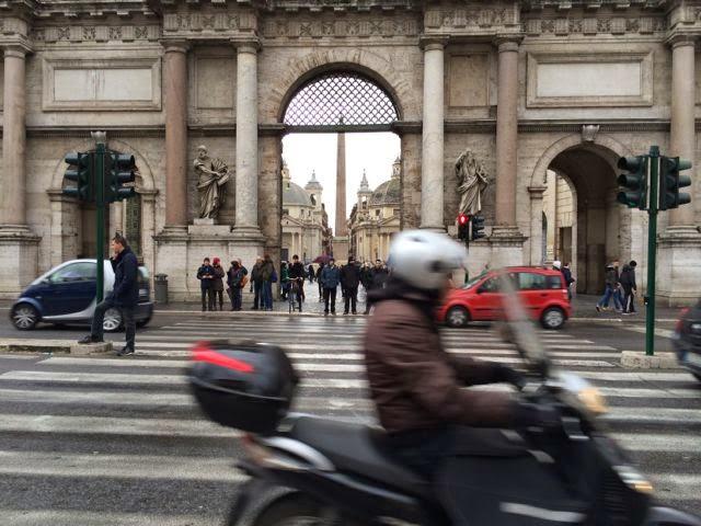 Piazza del Popolo // Rome