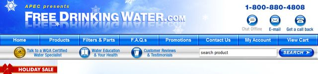 FreeDrinkingWater.com