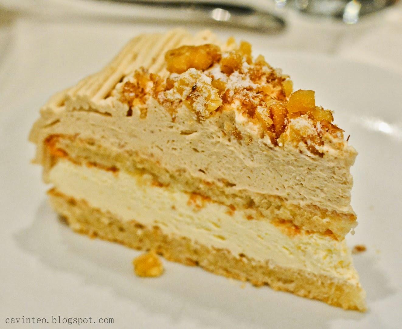 Lady M Red Velvet Cake Review
