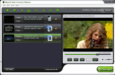 iSkysoft Video Converter Ultimate 5.2