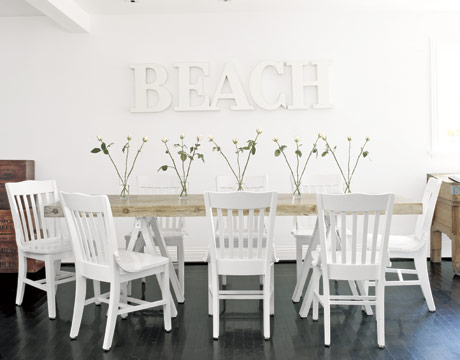 Decorating Ideas Dining Room Beach Theme | Chosen Decoration