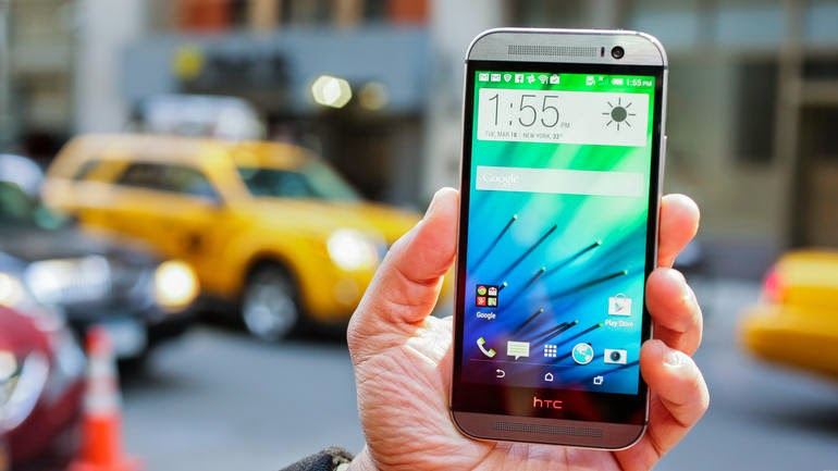 cancellare cronologia internet HTC One M9