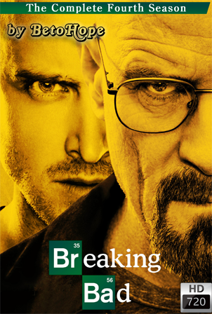 Breaking Bad Temporada 4 [720p] [Latino-Ingles] [MEGA]