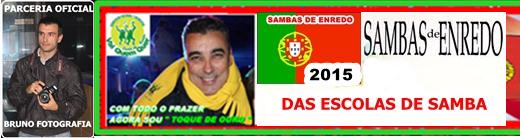 SAMBAS DE ENREDO- PORTUGAL- 2015