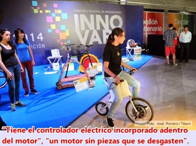 MUNDO: Herramientas futuristas y objetos de usos múltiples, atracciones de Innovar 2014 - Argentina