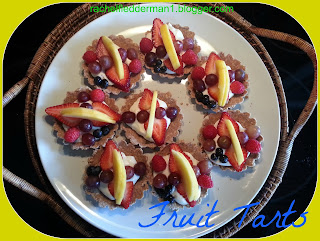 Clean Fruit Tarts