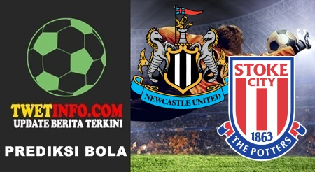 Prediksi Newcastle United vs Stoke City