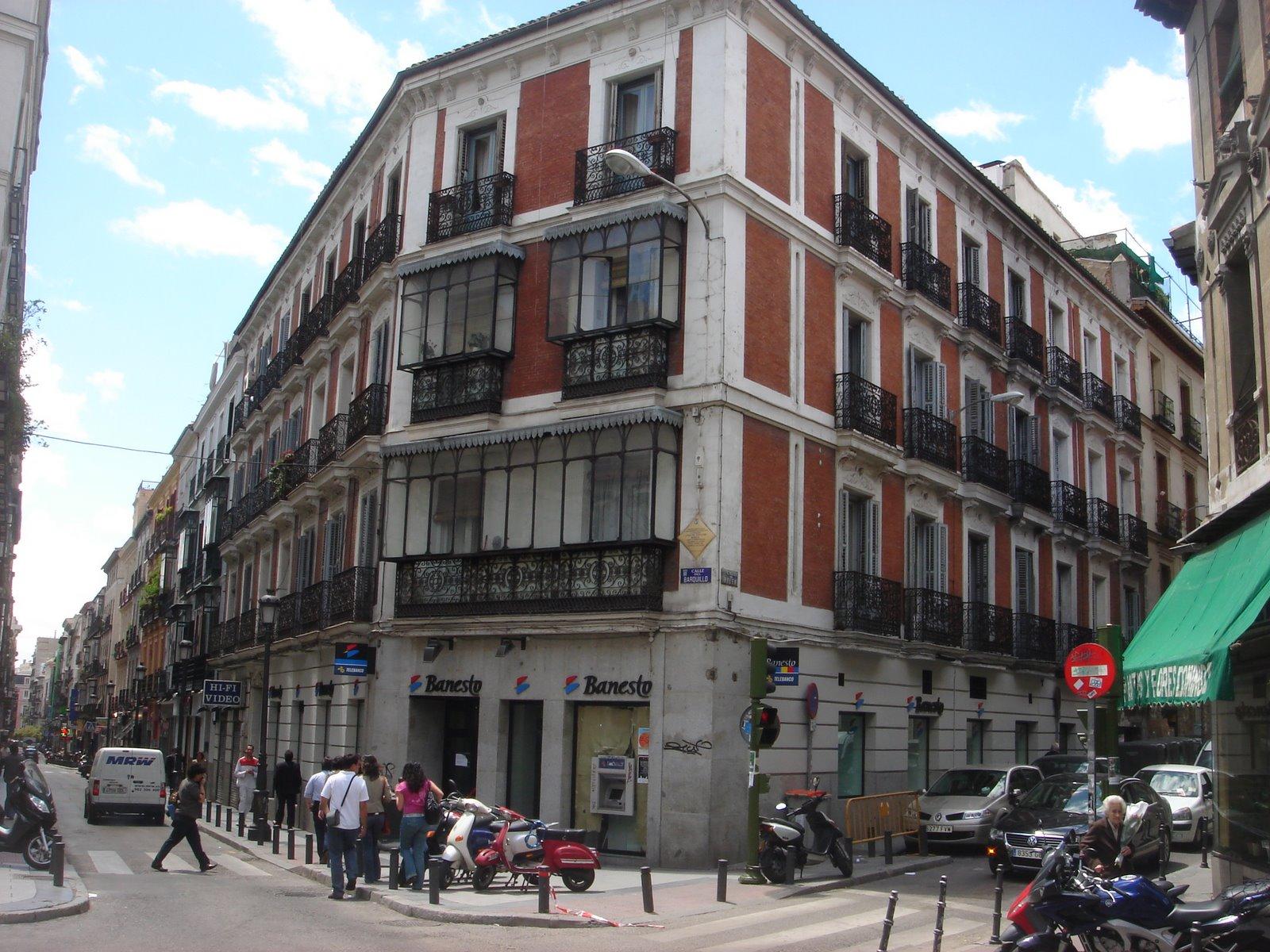 Las cosillas de carmen invierno en blogger traveller madrid Calle belen madrid