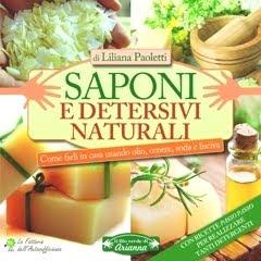 saponi e detersivi naturali