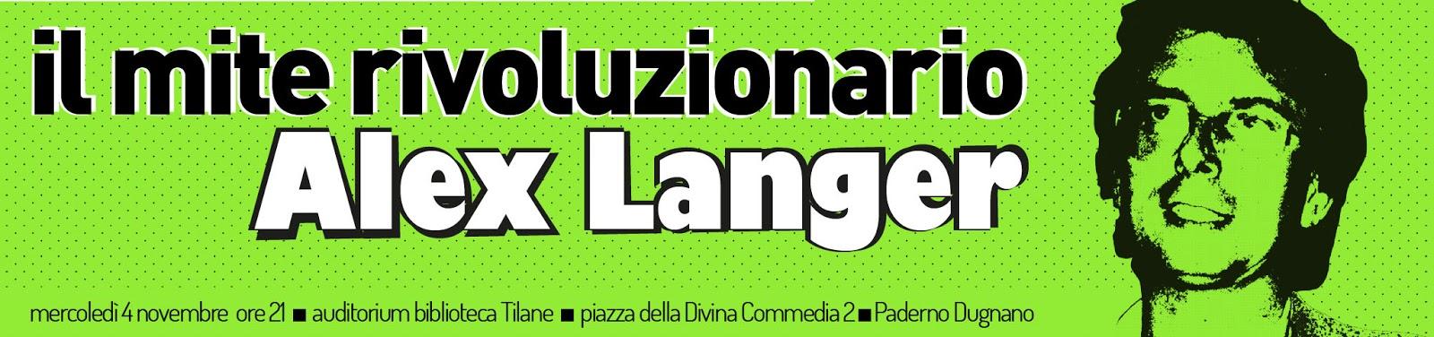 Fondazione ALEXANDER LANGER