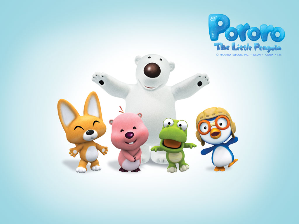 Pororo Cartoon Wallpaper