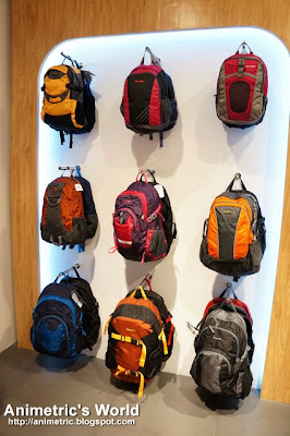 Hawk backpacks