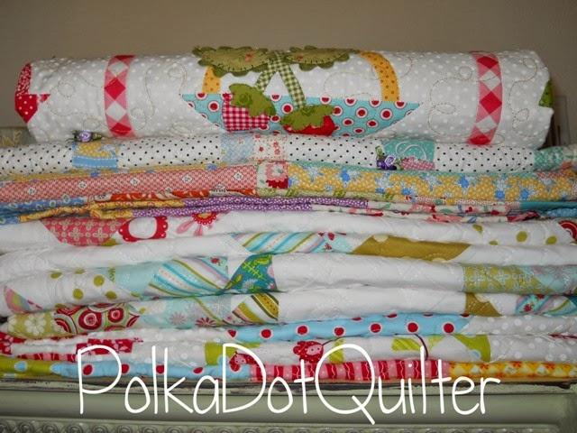Polka Dot Quilter