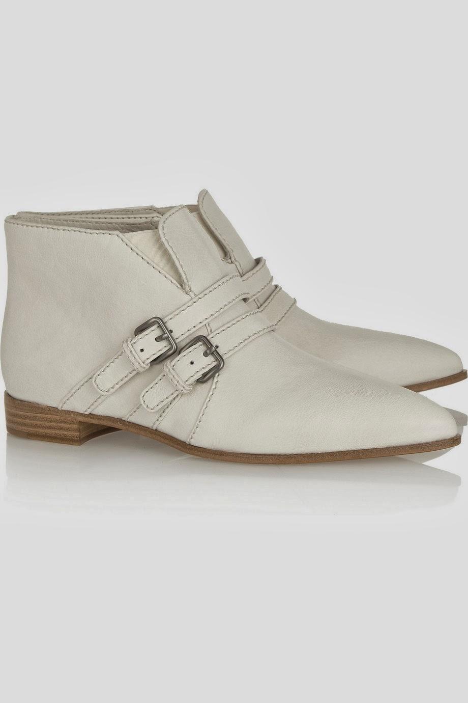 miu miu white boots