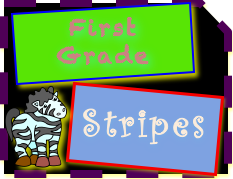 First Grade Stripes