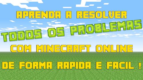 Como resolver problemas com Minecraft Launcher