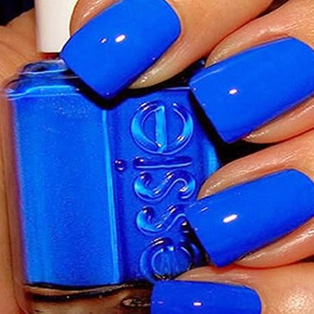 Combinaciones de colores para pintarse las u as for Combinaciones con azul