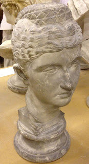 Annia Galeria Faustina o Faustina Maior, esposa de Antonino Pío  - a.  105 o 98 -141 d.C. (3)