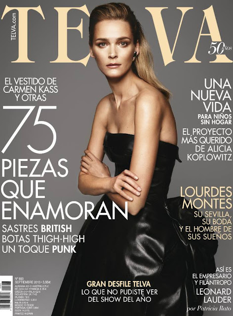 Revista Telva septiembre 2013