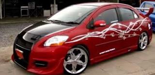modifikasi mobil sedan terbaru