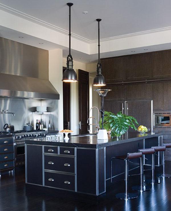 Art Deco Interior Design Kitchen: Wallstudio: Art Deco Inspired Interiors