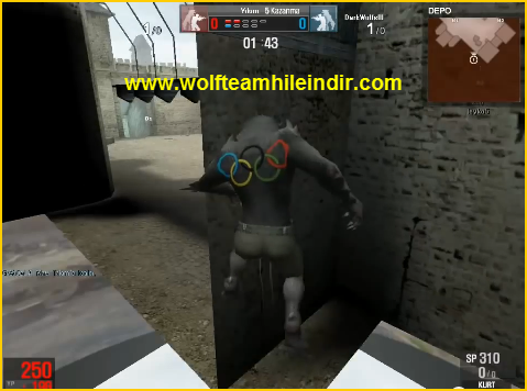 Wolfteam Depo B2 Bugu