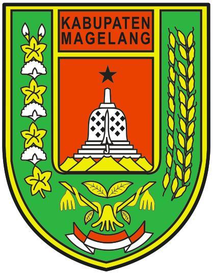Logo Kabupaten Magelang (Berwarna)
