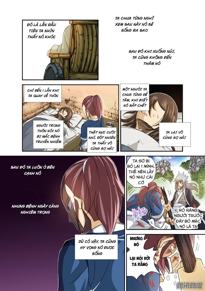 Quyền Bá Thiên Hạ Ngoại truyện 5 - Hamtruyen.vn