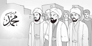 Dakwah Nabi Muhammad Saw. di Madinah